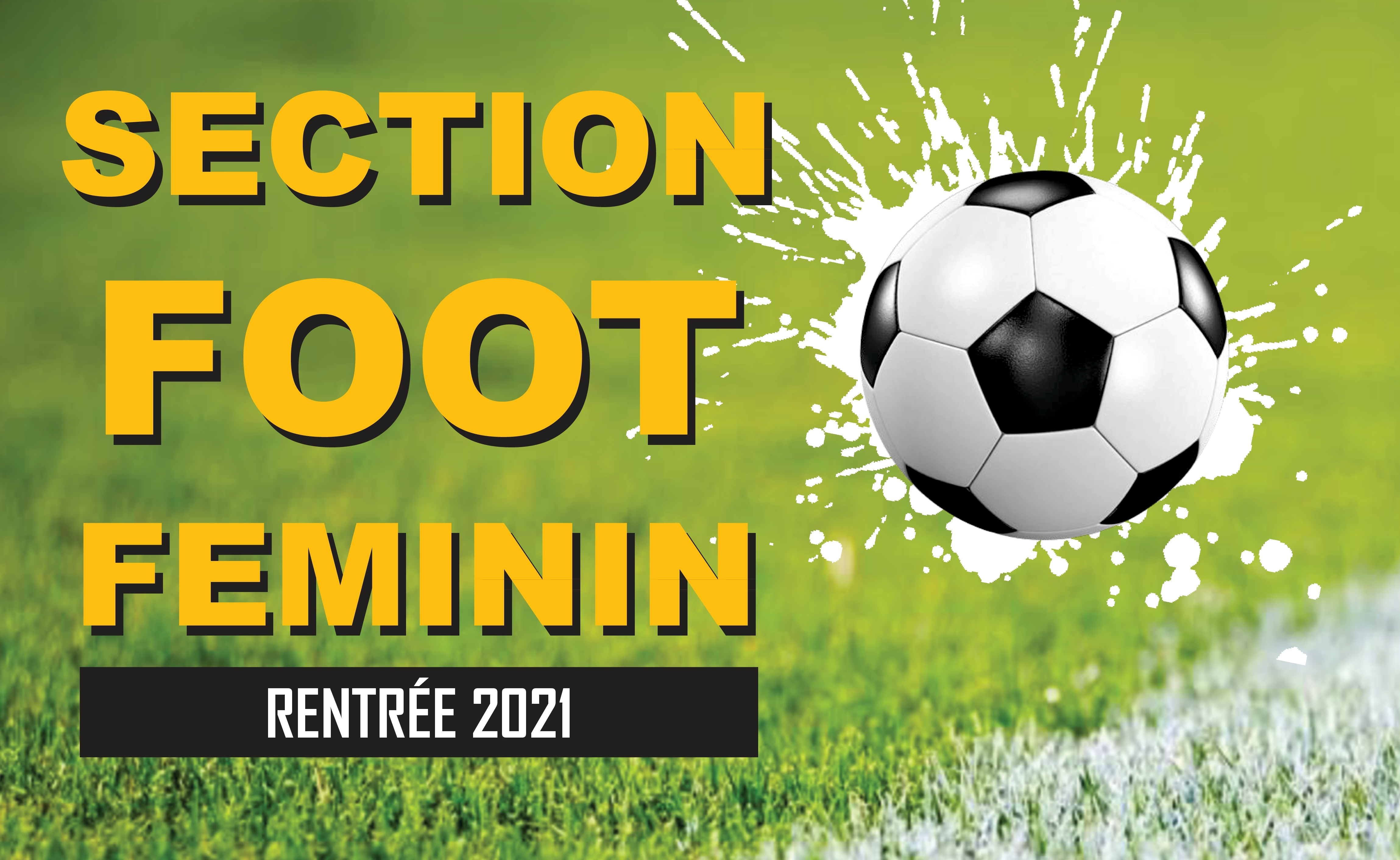 Section Sportive Football Féminin